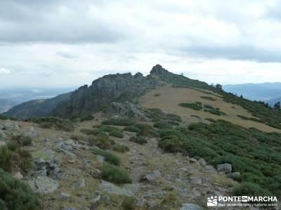 Cuerda de las Cabrillas - Senderismo en el Ocaso;rutas por sierra de madrid rutas sierra norte madri